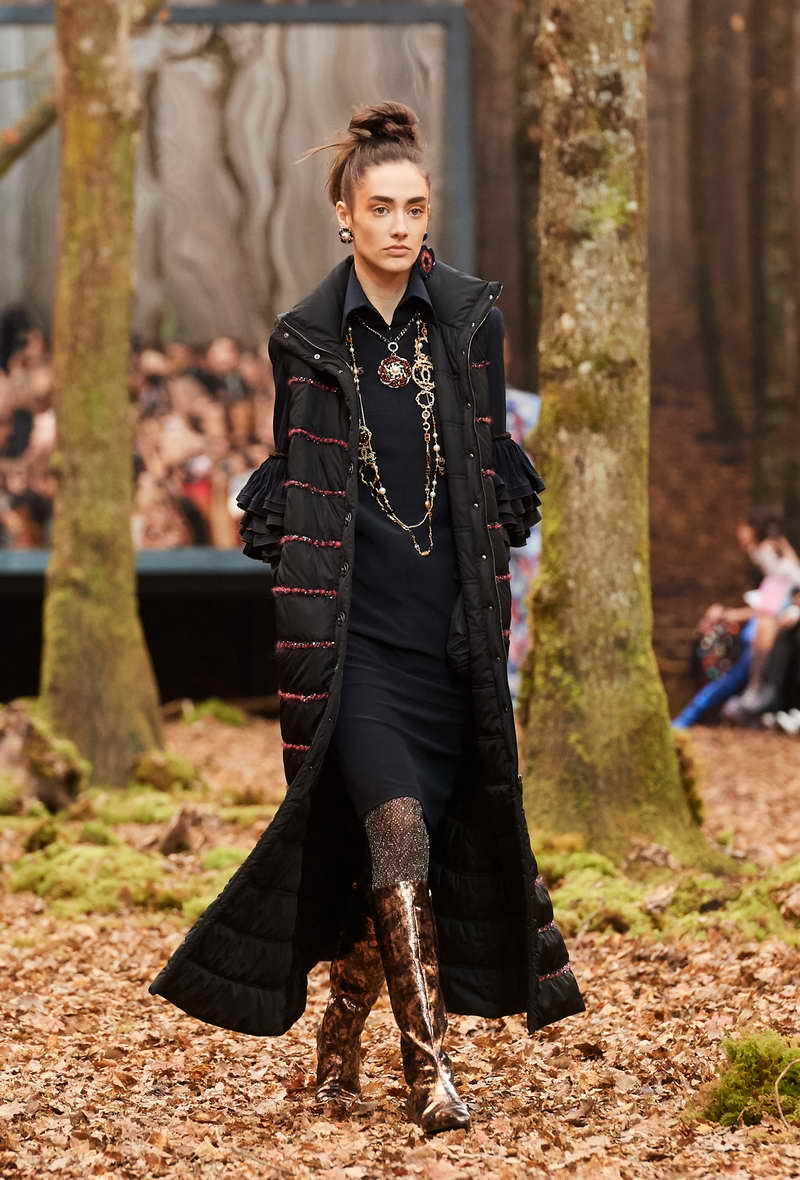 CHANEL FALL-WINTER 2018/19 READY-TO-WEAR COLLECTION