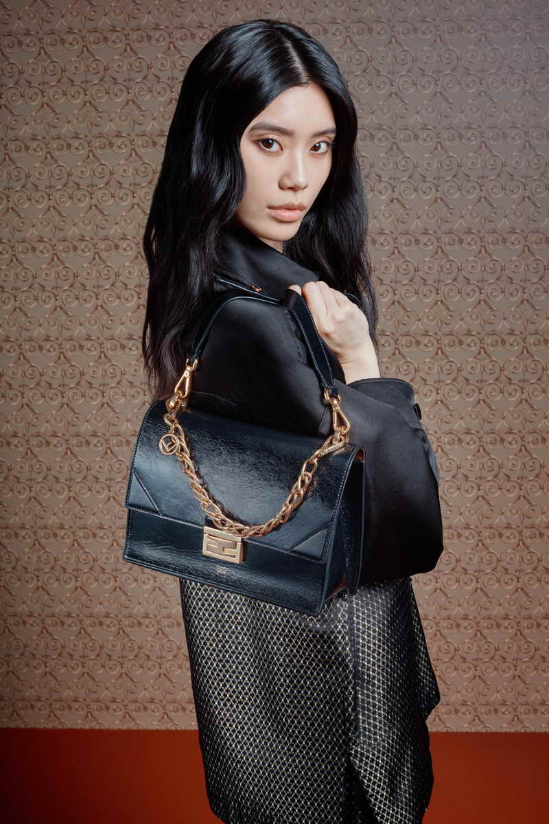 6308b2e20cb FENDI launches a new fashion statement with the Kan U bag ...