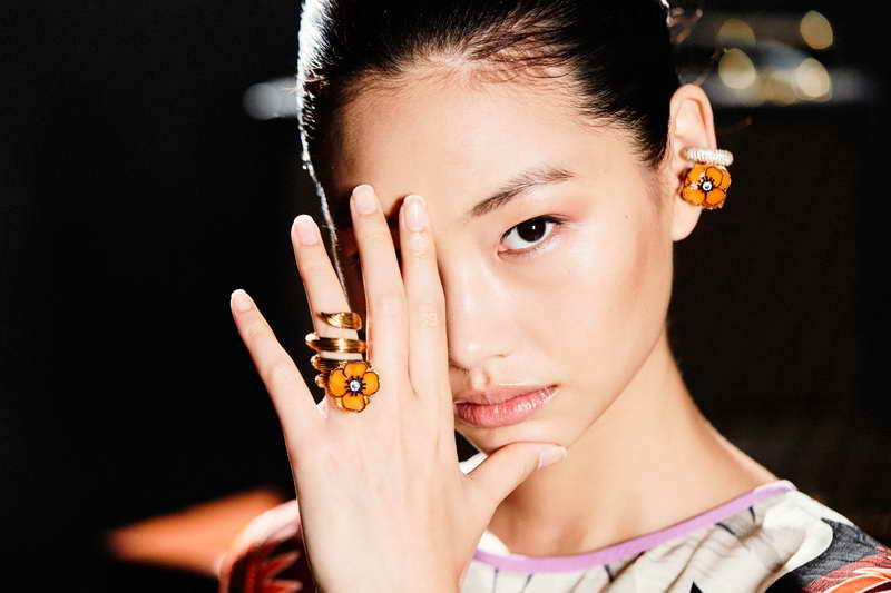 Fendi Celebrates St. Valentine's Day With The New Fashion Jewelry Line Spring/Summer 2019