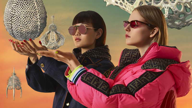 FENDI AND GENTLE MONSTER TO LAUNCH GENTLE FENDI SUNGLASSES CAPSULE COLLECTION