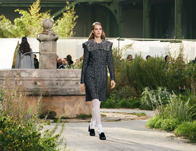 CHANEL SPRING-SUMMER 2020 HAUTE COUTURE SHOW