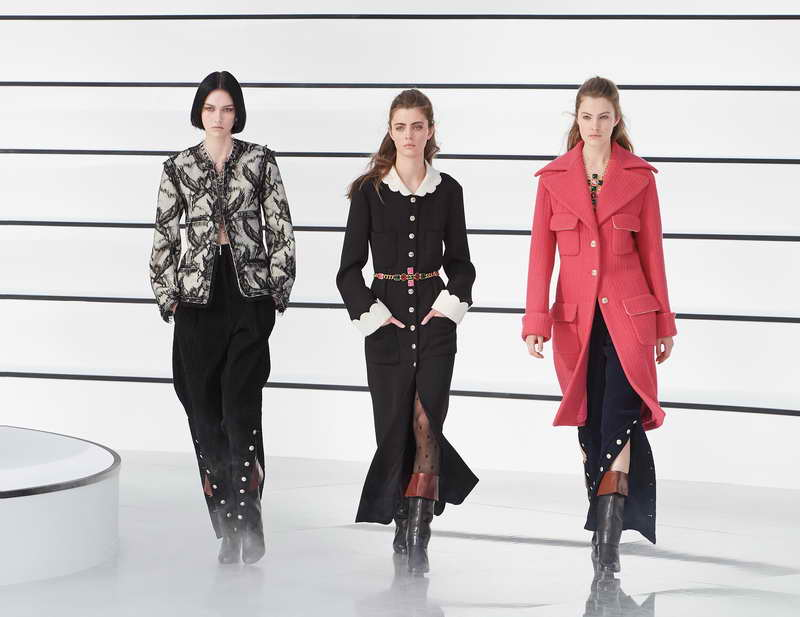 CHANEL FALL-WINTER 2020/21 READY-TO-WEAR COLLECTION