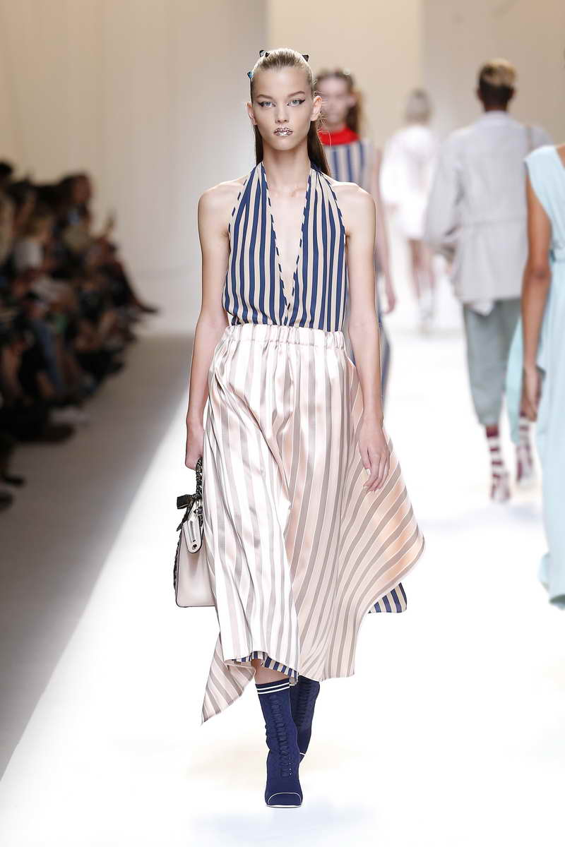 FENDI 2017 Spring Summer Women's Collection