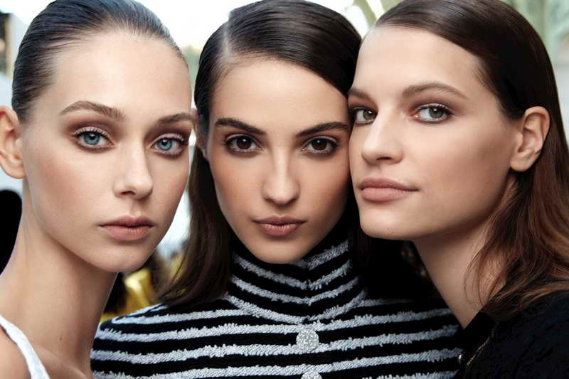 CHANEL 2020 Spring-Summer Haute Couture Show Backstage Makeup - Photo Credit CHANEL 2020