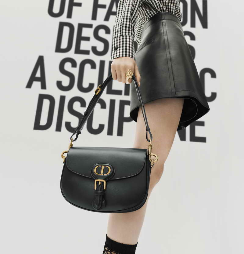 THE DIOR BOBBY BAG - PHoto Sarah Blais for Dior