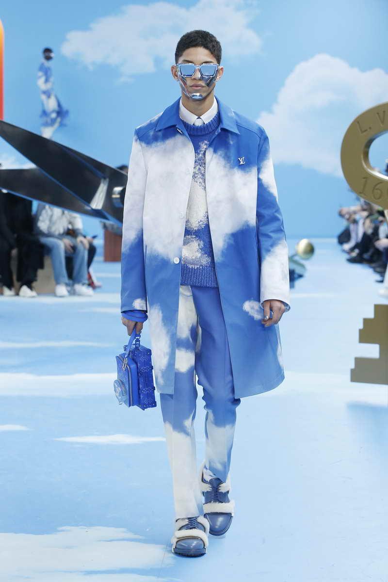 Louis Vuitton Men's Collection by Virgil Abloh Fall-Winter 2020