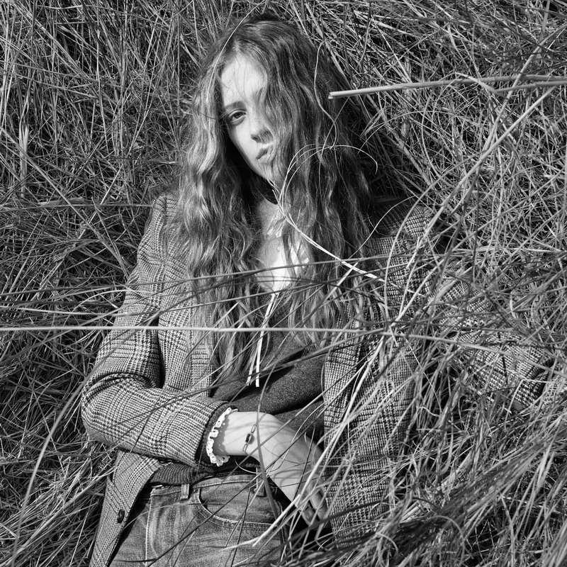 CELINE WINTER 20 PART 1 WOMEN CAMPAIGN - ANNA FRANCESCA PHOTOGRAPHED BY HEDI SLIMANE IN SAINT-TROPEZ
