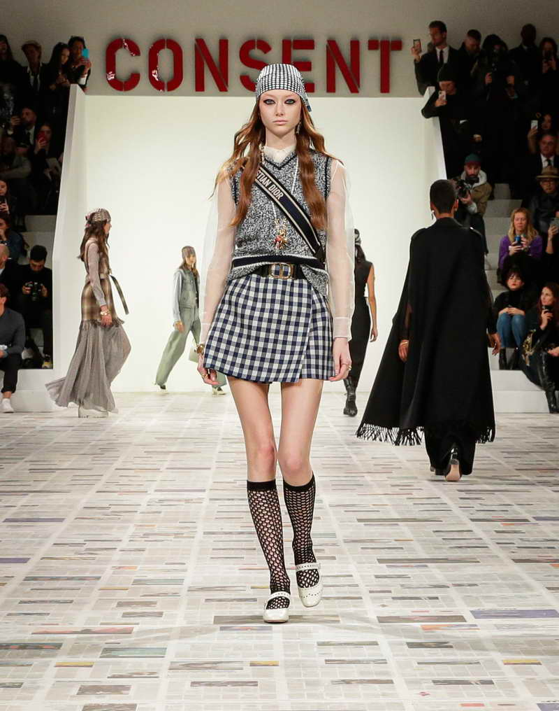 DIOR Ready to Wear Autumn-Winter 2020-2021 Collection