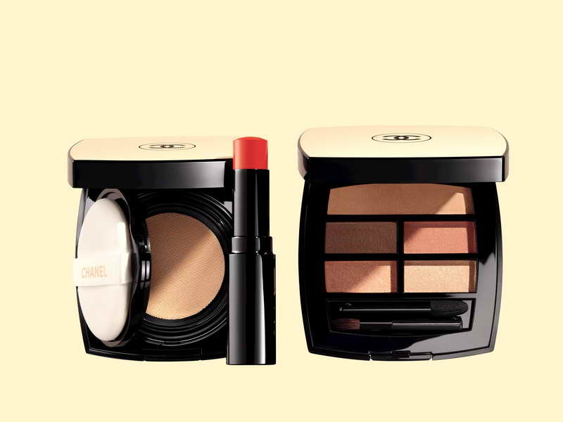 Les Beiges Summer of Glow. Summer by CHANEL
