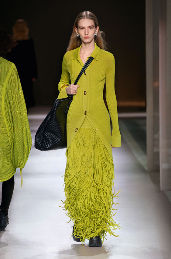 BOTTEGA VENETA - Fall 2020 Collection Runway