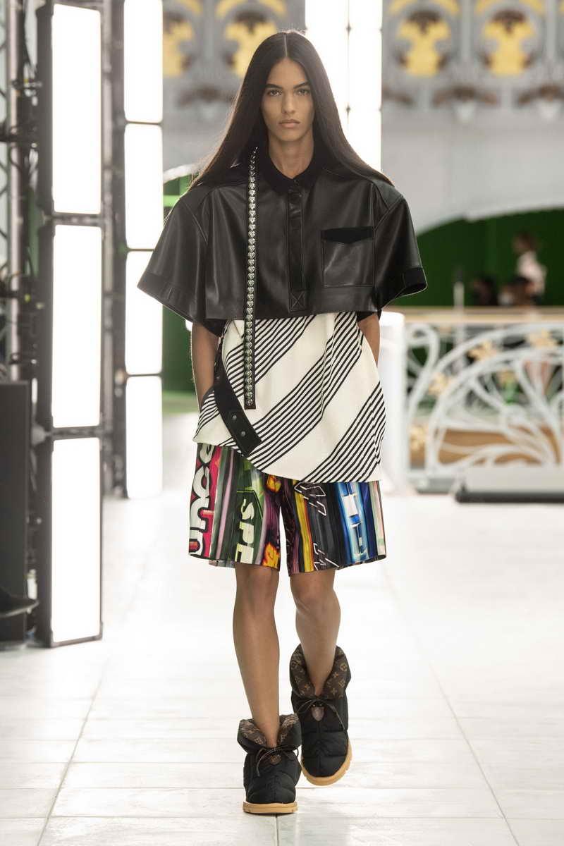 Louis Vuitton Spring-Summer 2021 Women's Fashion Show Collection
