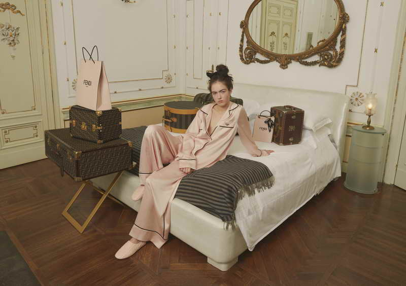 FENDI Roma Holiday Capsule Collection