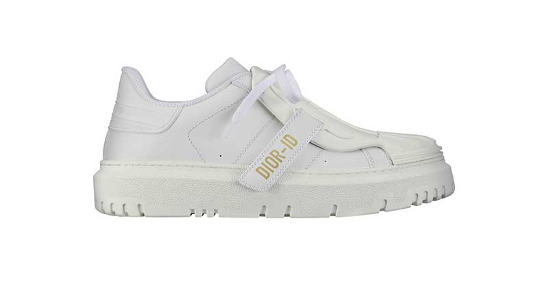 DIOR PRESENTS THE DIOR-ID SNEAKERS