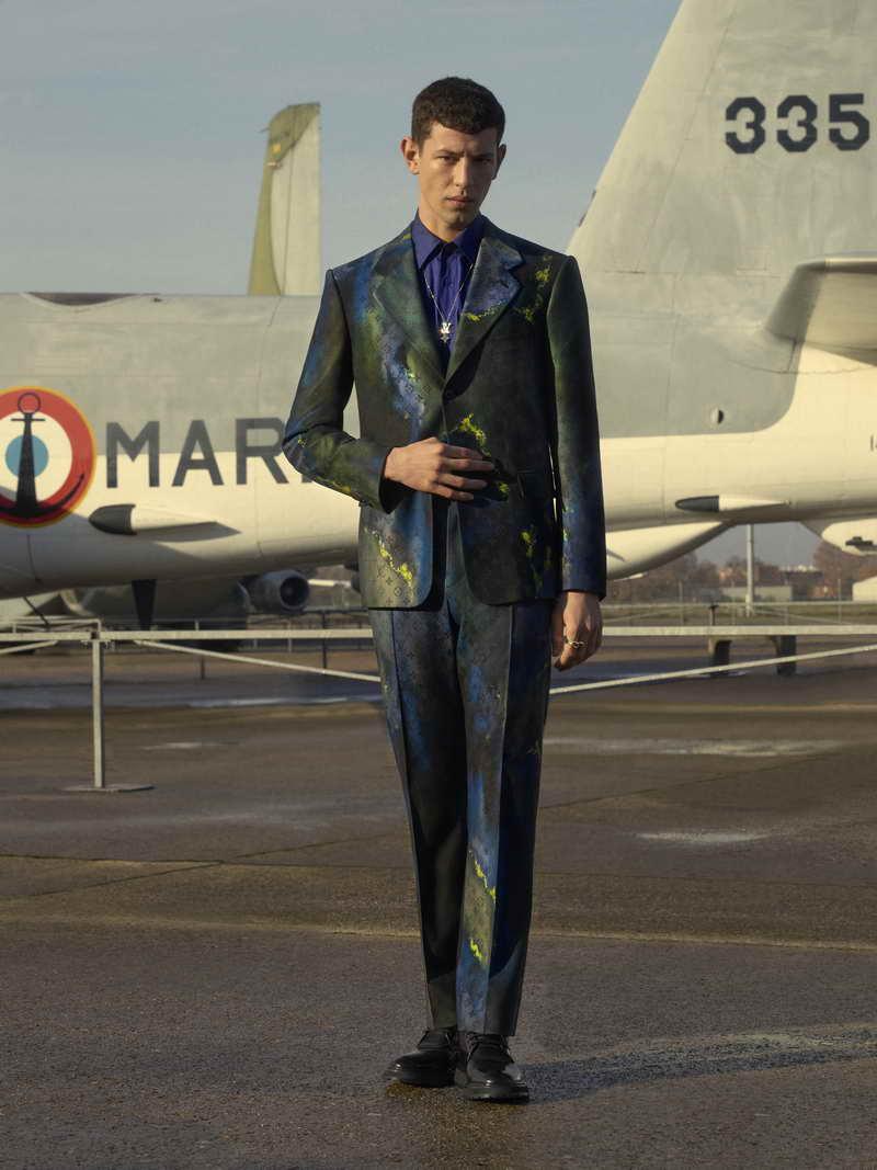 Louis Vuitton Men's Pre-fall 2021 Collection
