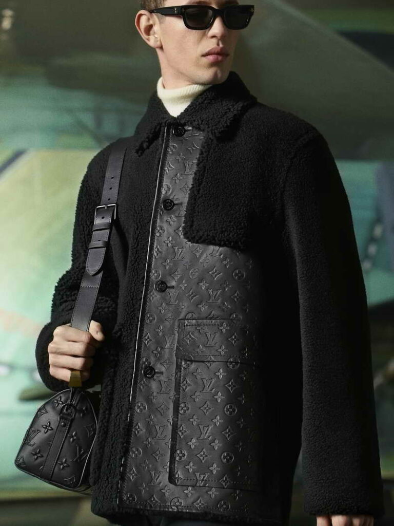 Louis Vuitton Men's Pre-fall 2021 Collection