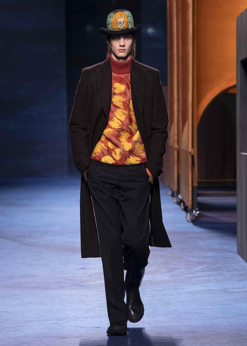 Dior Man Fall Winter 2021 2022