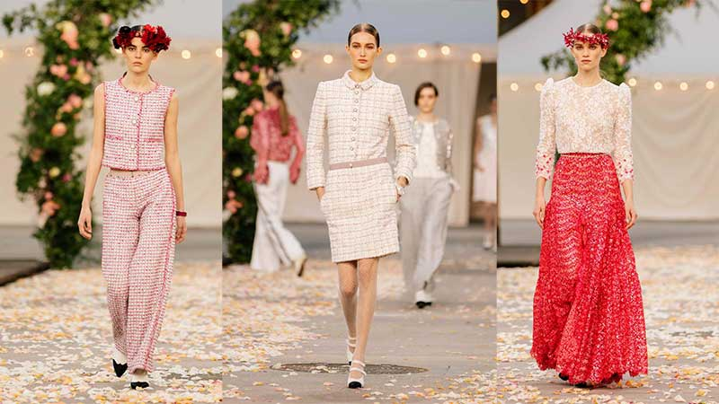 CHANEL Spring-Summer 2021 Haute Couture collection