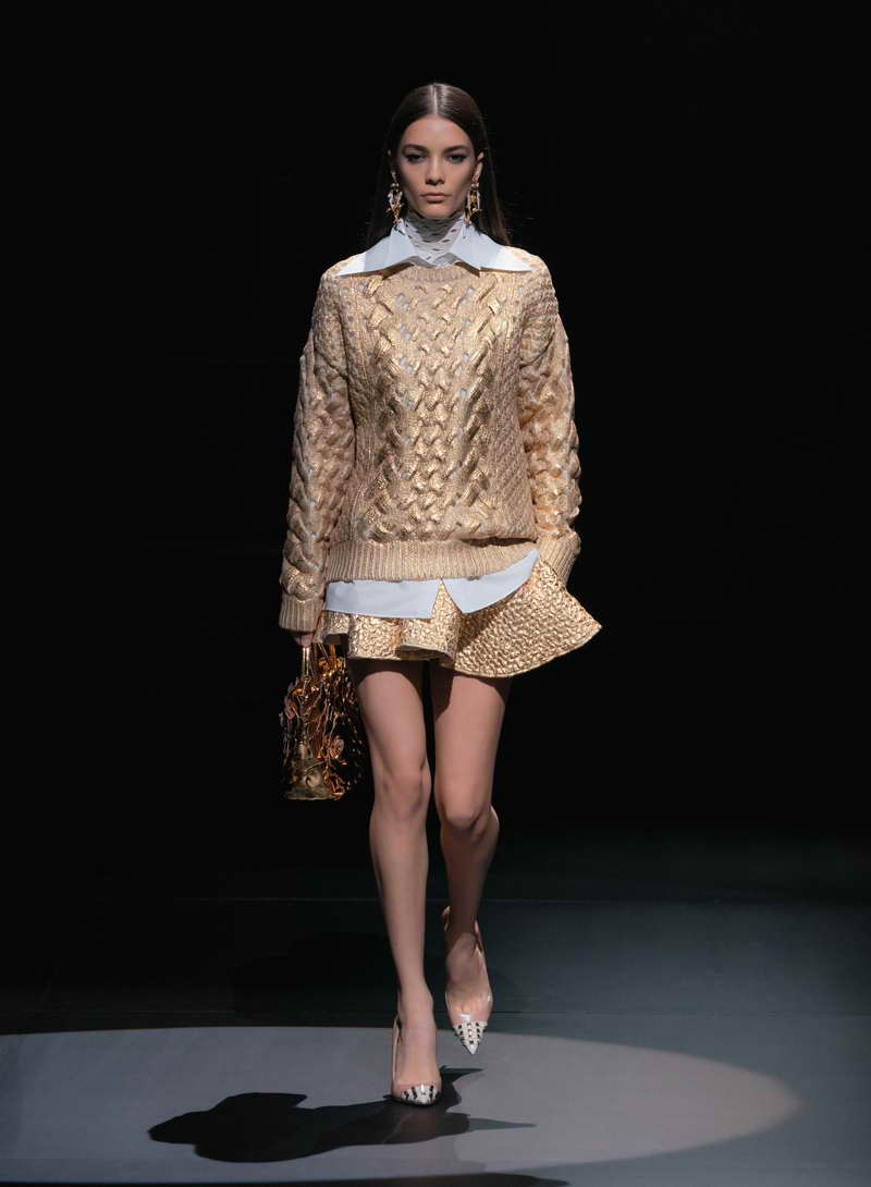 Valentino Act Collection Fall Winter 2021 2022