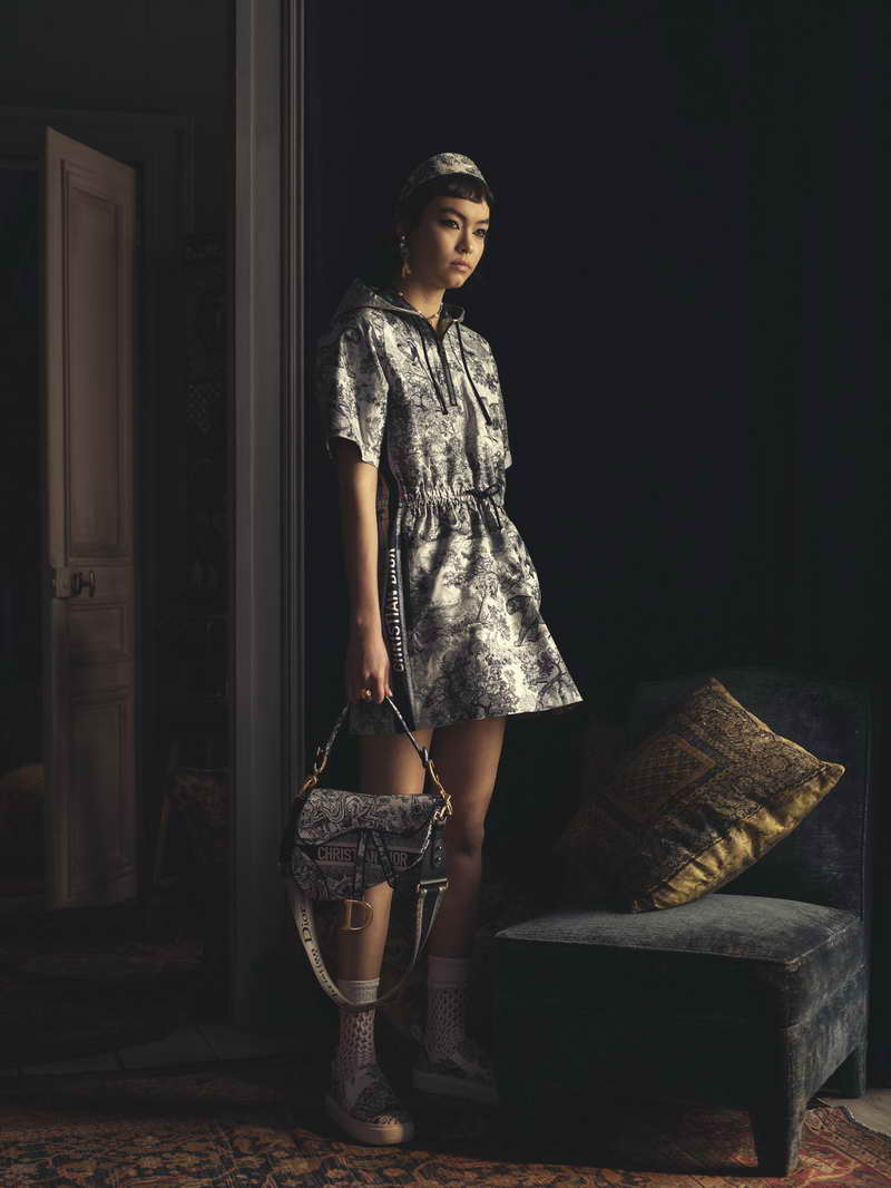 The Spring Sumer 2021 Dior Chez Moi Capsule Collection