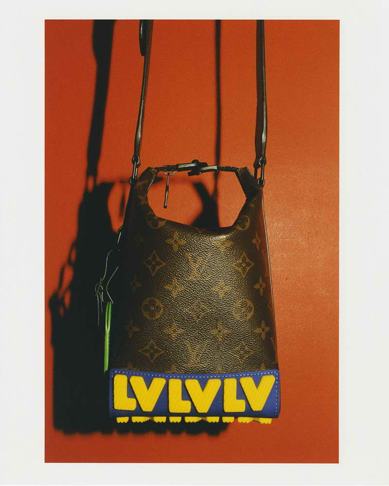 Louis Vuitton Men's Collection by Virgil Abloh Pre-Fall 2021