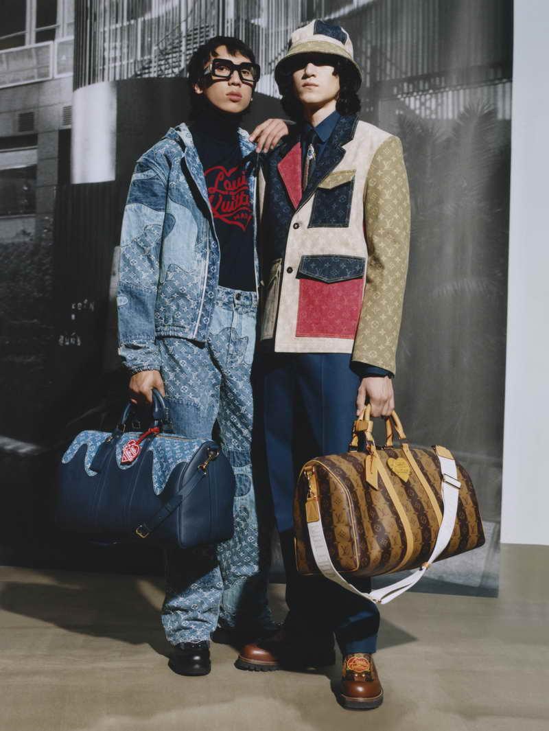 Louis Vuitton LV2 Collection by Virgil Abloh Pre-Spring 2022