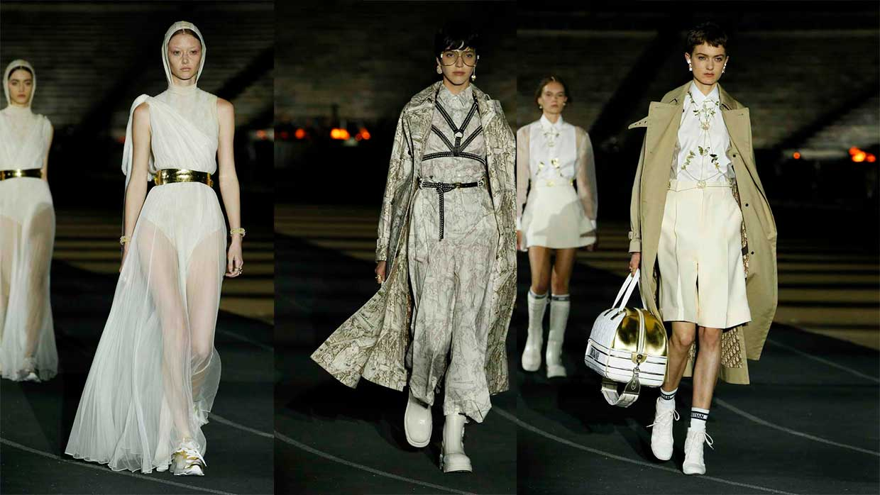 DIOR Ready-to-Wear Cruise 2022 Collection