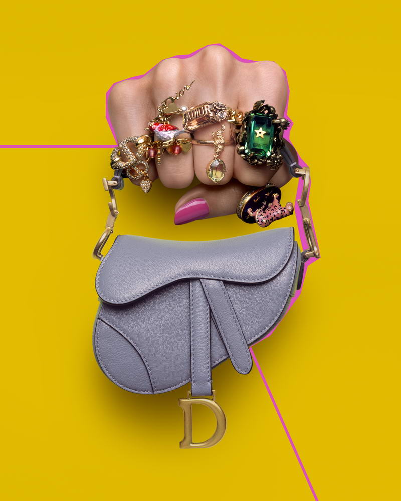 Dior THE COLLECTION OF MICRO-BAGS