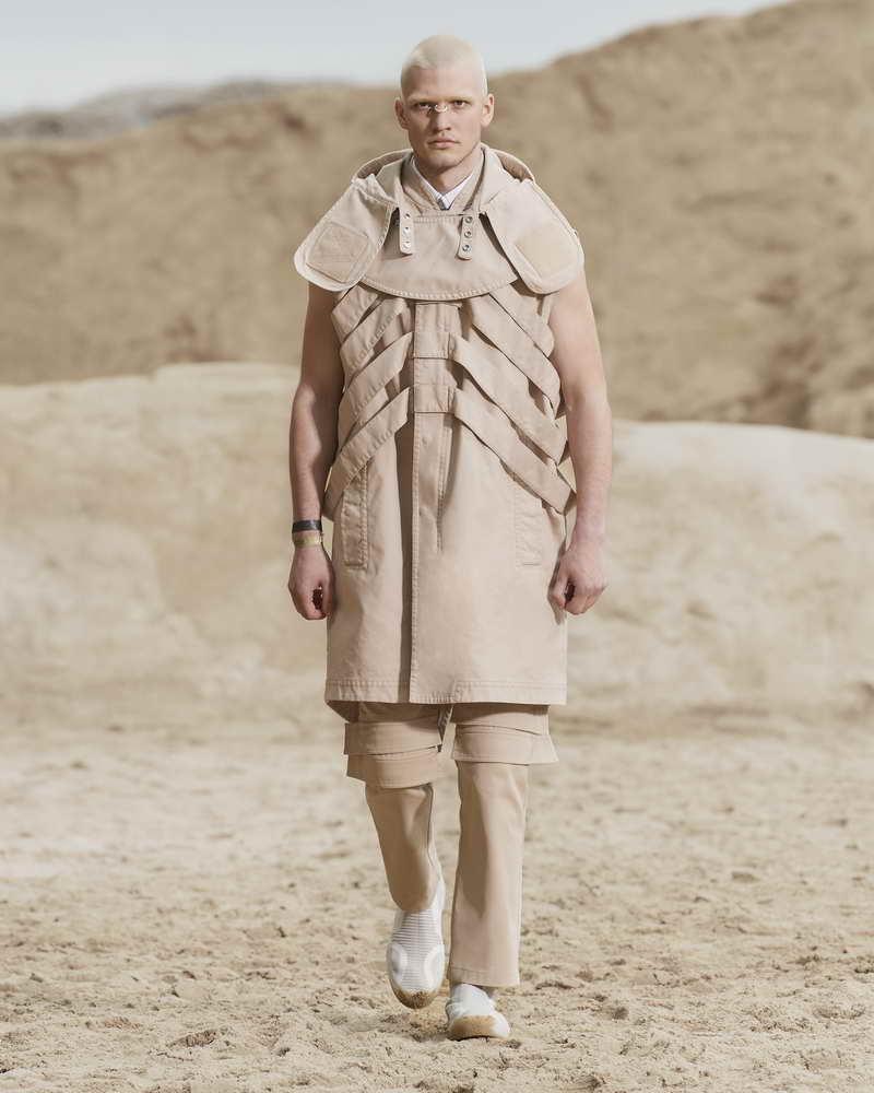 Burberry Spring Summer 2022 Menswear