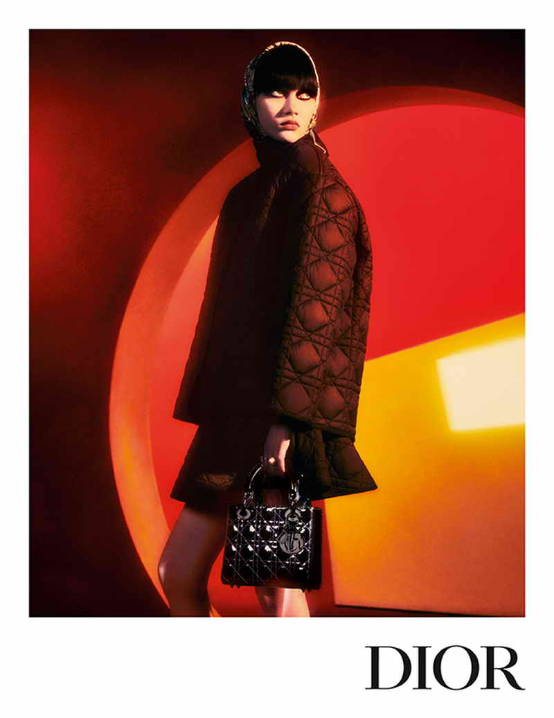 Dior campaign Autumn-Winter 2021-2022 ready-to-wear Collection