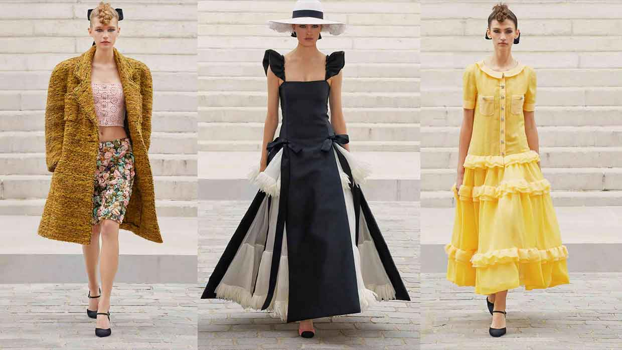 Fall-Winter 2021/22 Haute Couture Collection