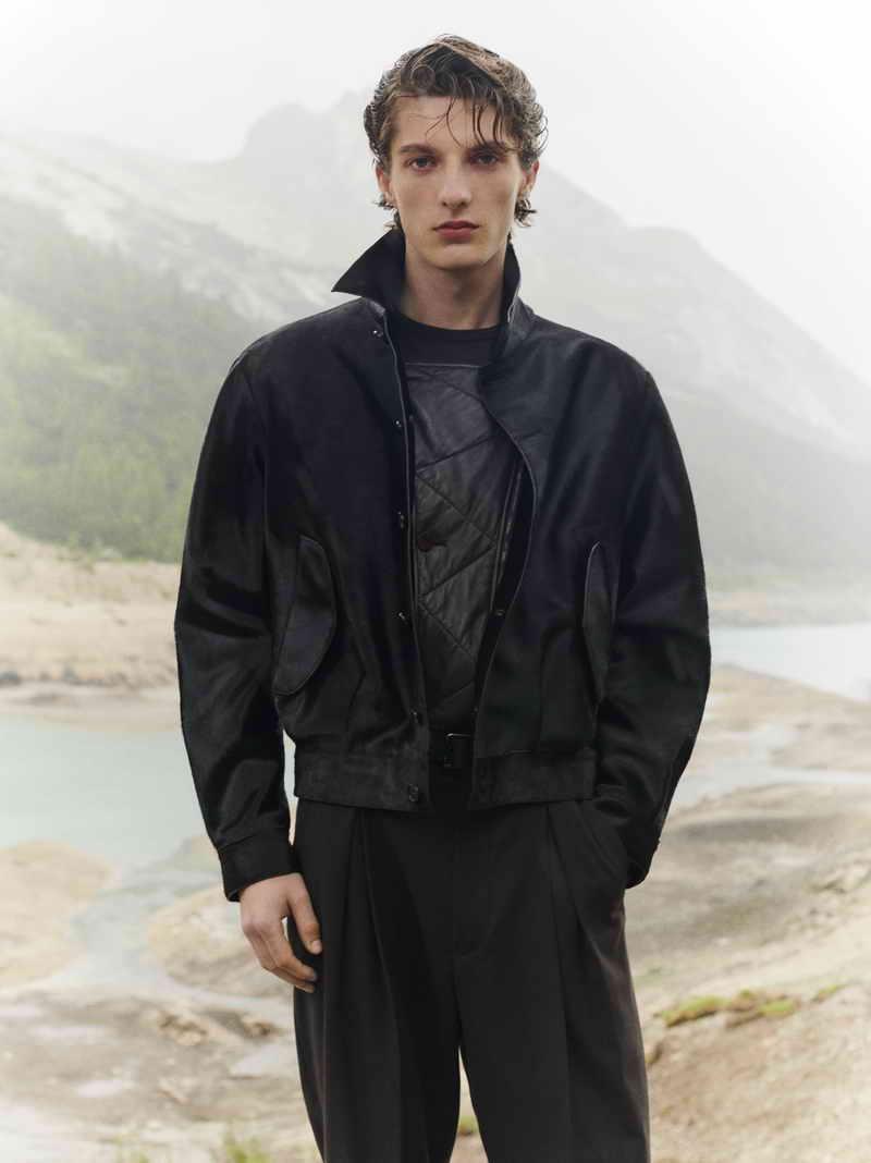 Giorgio Armani Men's Autumn/Winter 2021/2022 Collection