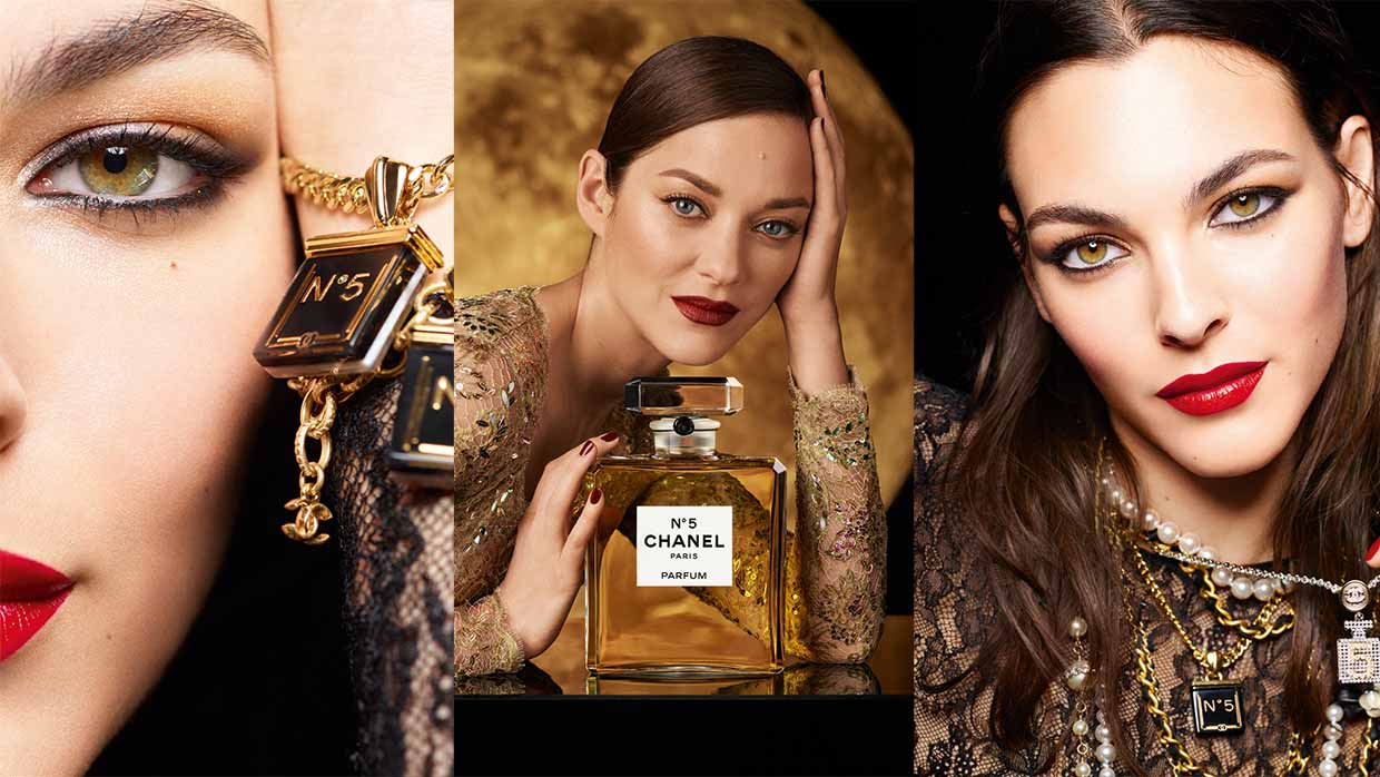CHANEL Holiday Makeup 2021 Collection