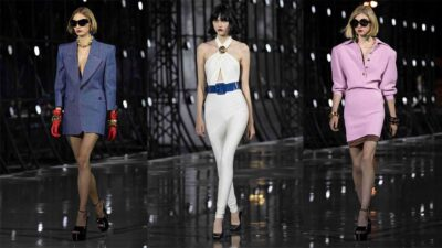 Saint Laurent Summer 2022 By Anthony Vaccarello