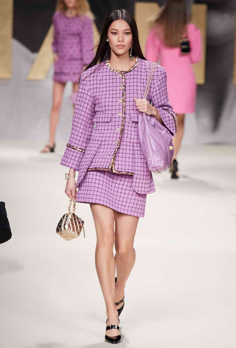 CHANEL Spring-Summer 2022 Ready-to-Wear Collection - Photo Courtesy of CHANEL