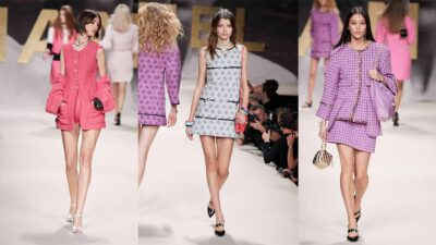 CHANEL Spring-Summer 2022 Ready-to-Wear Collection