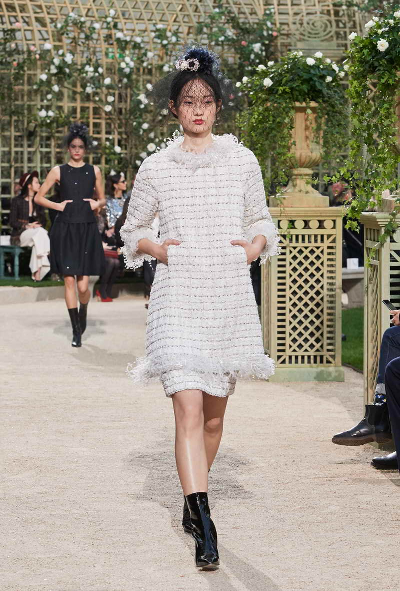 CHANEL SPRING-SUMMER 2018 HAUTE COUTURE COLLECTION