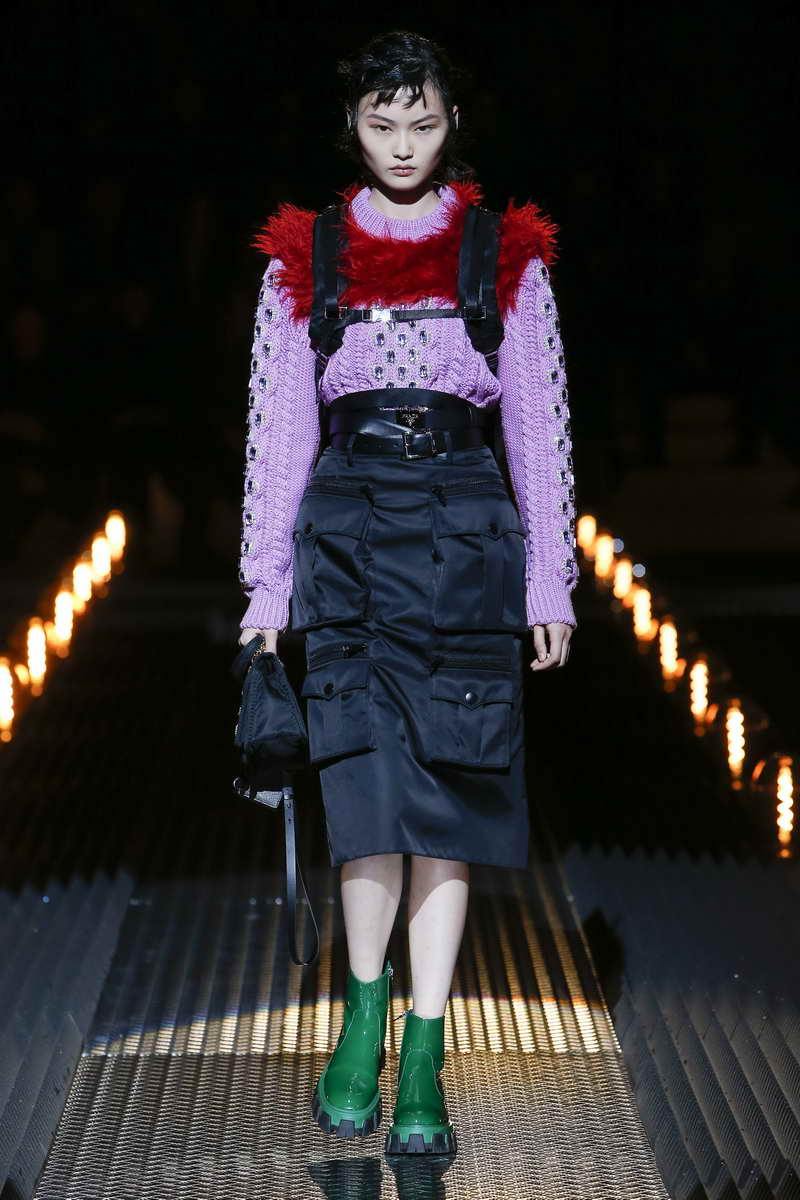 Prada Donna Pre-Fall 2019 Fashion Show Collection