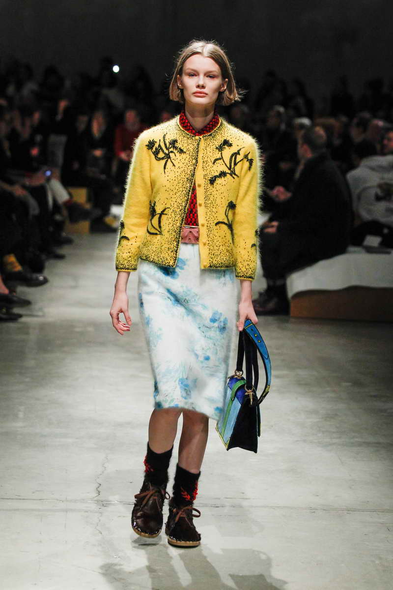 Prada Donna Pre-Fall 2017 Fashion Show
