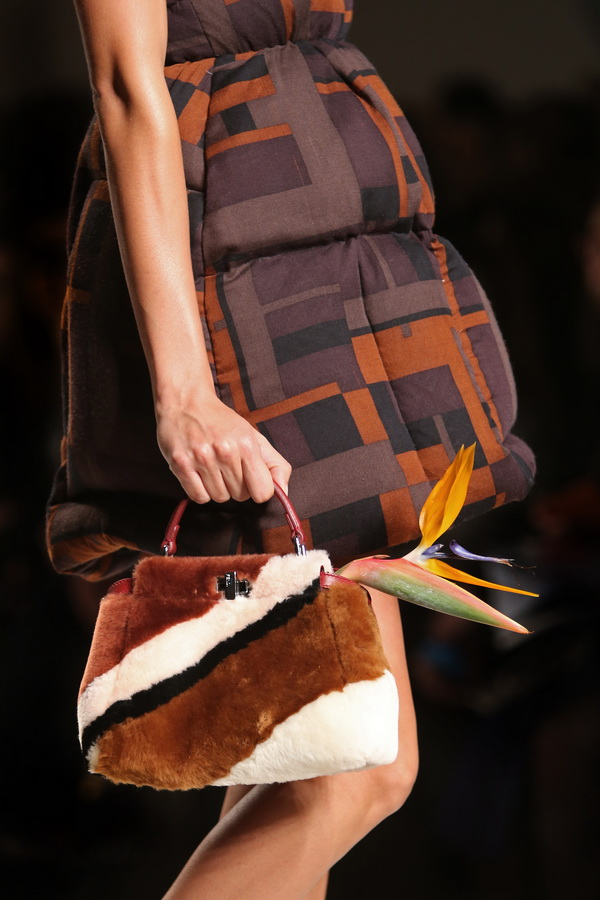 FENDI Fall/Winter 2015-16 Women's Collection