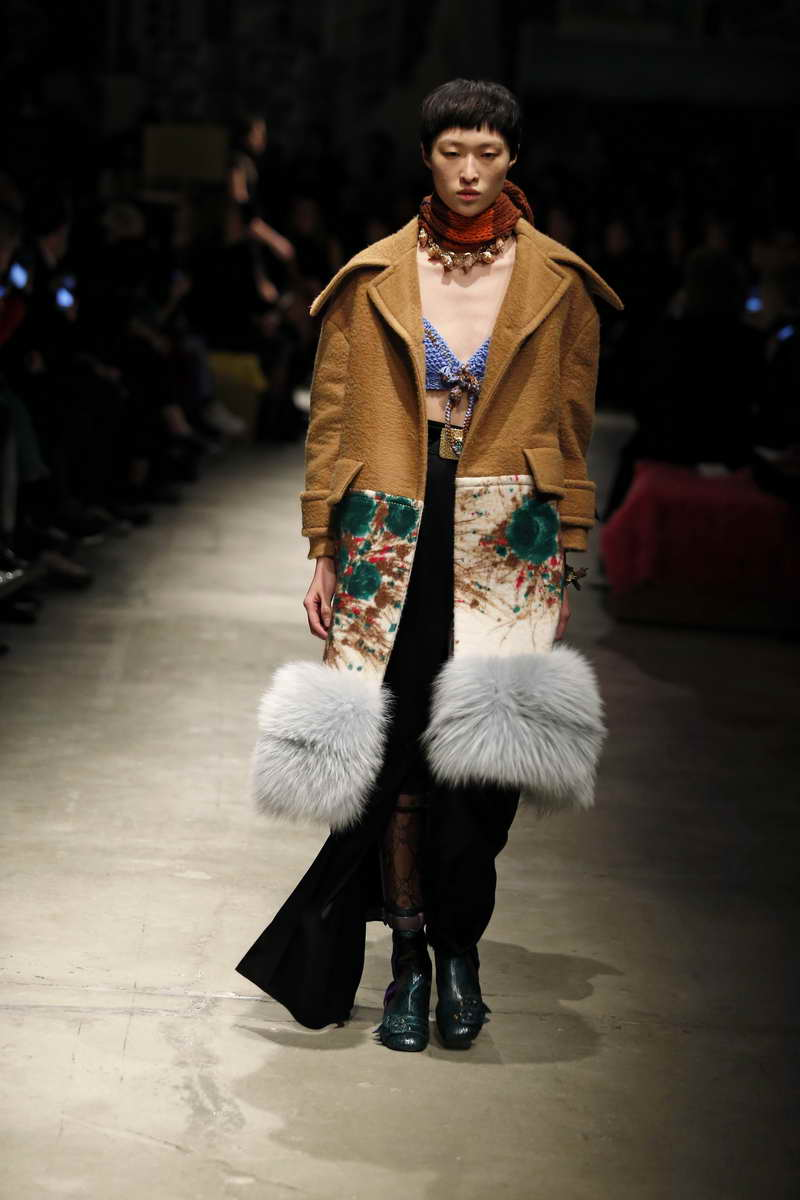 Prada Fall Winter 2017 2018. Photo Courtesy of Prada