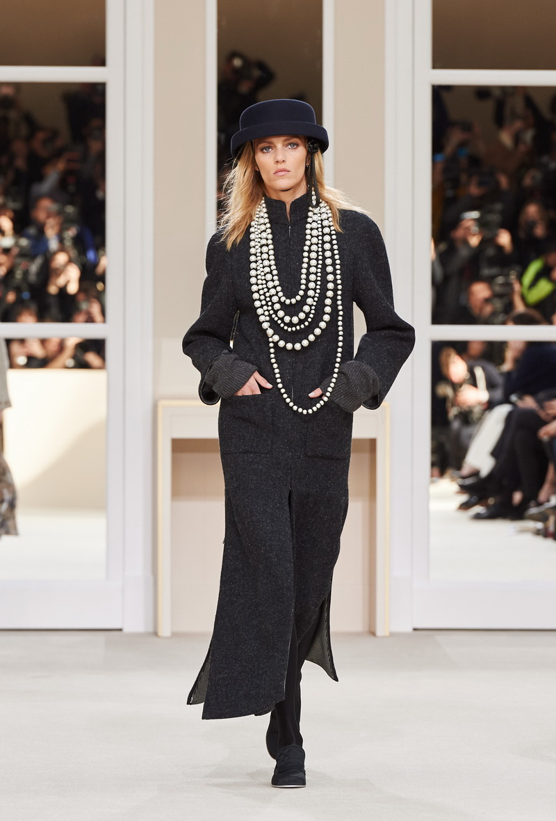 Chanel Fall Winter 2016 2017 Photo Courtesy Chanel