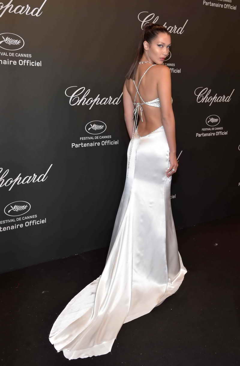 SPACE Party , hosted by Chopard s co-president Caroline Scheufele and  Rihanna, at Port Canto on May 19, 2017, in Cannes, France. 19d331c415f