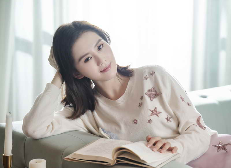 Valentino Chinese New Year Capsule Collection Campaign Images featured by Chinese Actress Liu Shi Shi (劉詩詩)