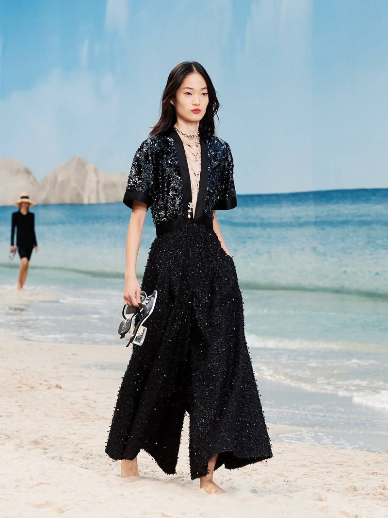 CHANEL SPRING-SUMMER 2019 READY-TO-WEAR COLLECTION