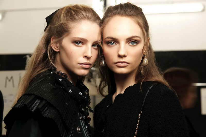 CHANEL FALL WINTER 2020/21 READY-TO-WEAR SHOW BACKSTAGE MAKEUP