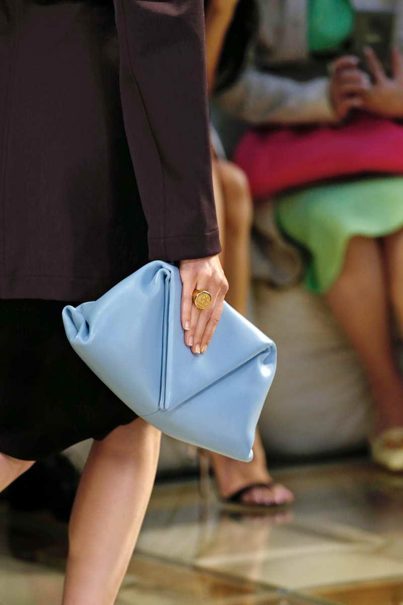 Bottega Veneta Envelope Clutch for Spring 2020