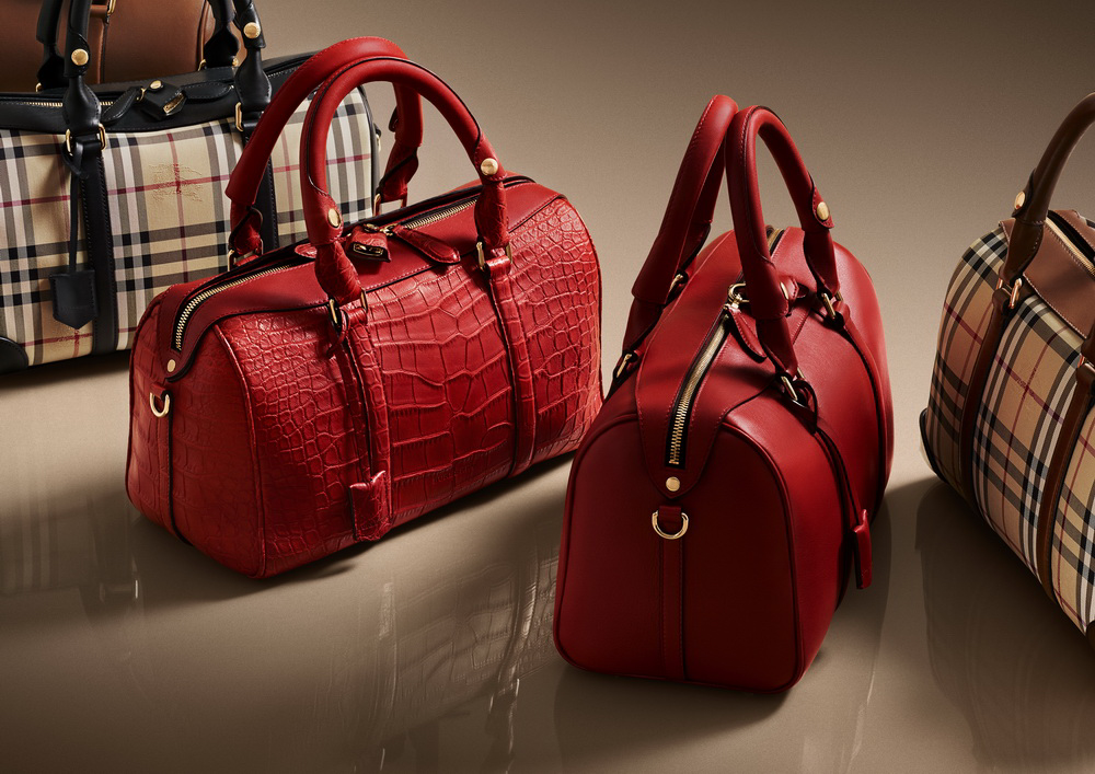Burberry 2015 Lunar New Year campaign_4