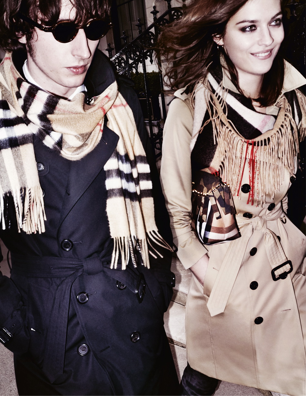 Burberry Autumn Winter 2015 Campaign