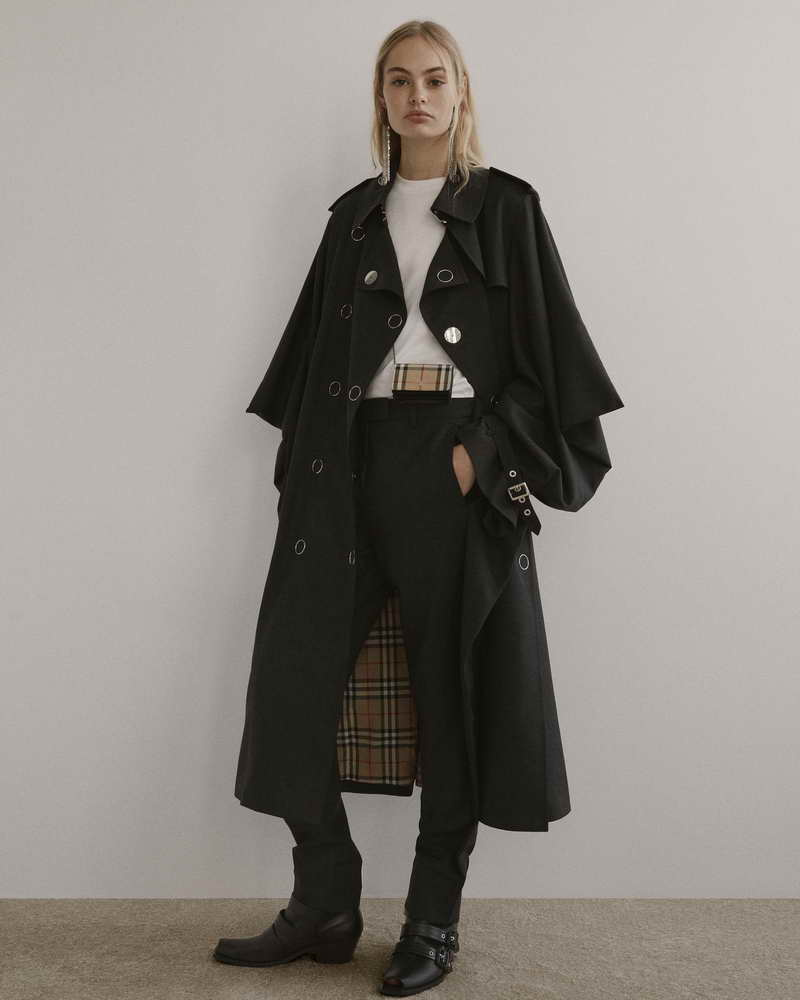 BURBERRY AUTUMN/WINTER 2019 PRE-COLLECTION