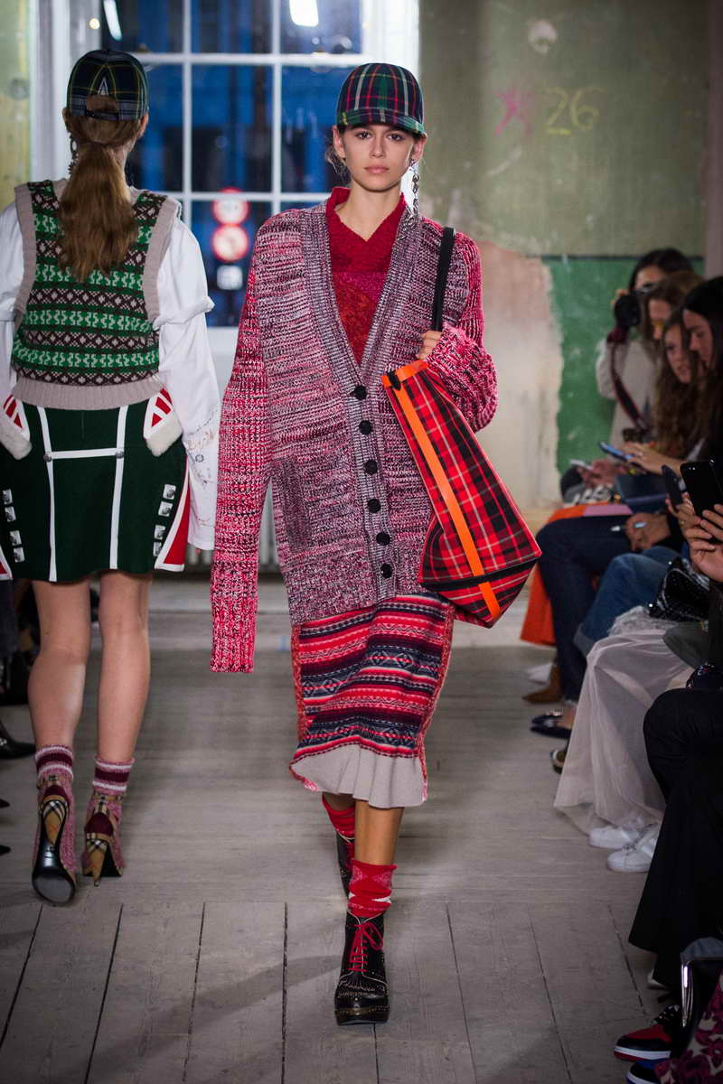 Burberry September 2017 Collection